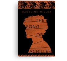 The Song of Achilles  Canvas Print