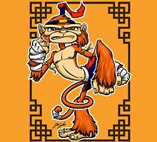 Muay Thai Monkey Unisex T-Shirt