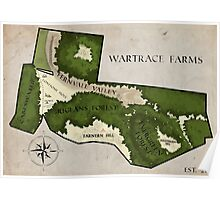 Wartrace Farms Poster