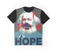 Karl Marx Hope 2016 Graphic T-Shirt