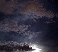 Full Moon by sedge808