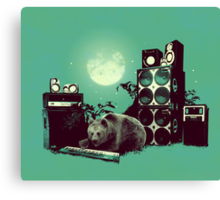 Jungle Boogie Canvas Print