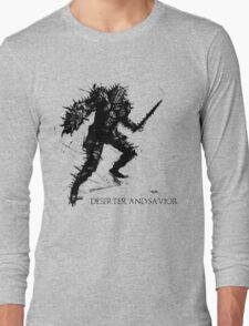 Kirk, Knight of Thorns Long Sleeve T-Shirt