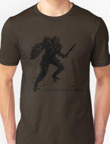 Kirk, Knight of Thorns Unisex T-Shirt