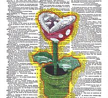 Piranha Plant by Fan-Art-Int