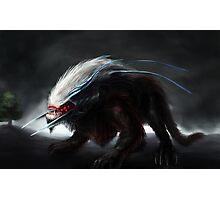 Inferorum Canis Colossus Photographic Print