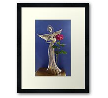 My Angel       (to all my RB friends) Framed Print