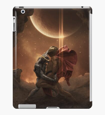 Fight... iPad Case/Skin