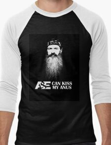 Phil Robertson Duck Dynasty Men's Baseball ¾ T-Shirt