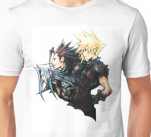 Cloud, Zack & Sephiroth (COLOUR) Unisex T-Shirt