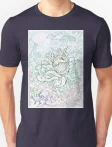 It Was A Fierce Forest Battle Unisex T-Shirt