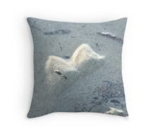 Minute Dune Throw Pillow
