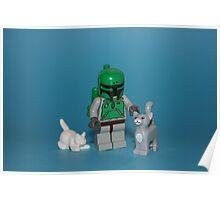 Fett's Pets Poster