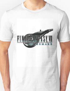 FINAL FANTASY VII REMAKE LOGO Unisex T-Shirt