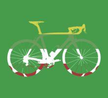 Bike Tour de France Jerseys (Horizontal) (Big)  One Piece - Short Sleeve