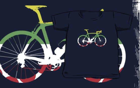 Bike Tour de France Jerseys (Horizontal) (Big)  by sher00