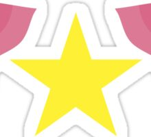 BACON rinds star strips Sticker
