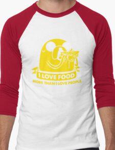 I love food more than I love people T-Shirt