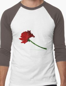 Beauty & Beast Men's Baseball ¾ T-Shirt