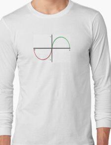 Sin Graph Long Sleeve T-Shirt
