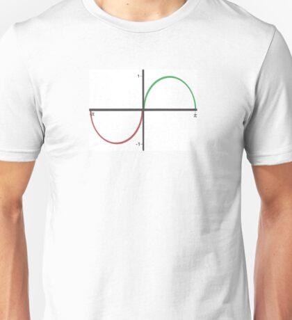 Sin Graph Unisex T-Shirt