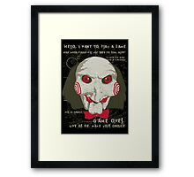 Time to Play !  Framed Print