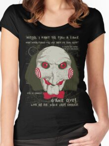 Time to Play !  Women's Fitted Scoop T-Shirt