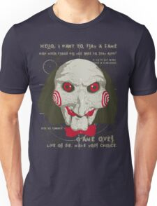 Time to Play !  Unisex T-Shirt