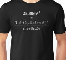 The Number of The Beast Unisex T-Shirt