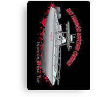 Bay Harbor Butcher Cruises Canvas Print