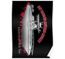 Bay Harbor Butcher Cruises Poster