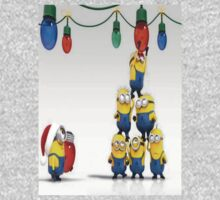 Minions Christmas Lights by dockwear