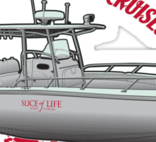 Bay Harbor Butcher Cruises Sticker