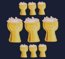 beer beer beer good Kids Tee