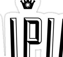 Filipino King Sun Crown by AiReal Apparel Sticker