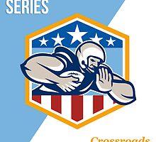 American Pro Football Championship Poster by patrimonio