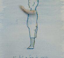 Il faut se faire des caresses sinon la vie serait trop dure II by Ina Mar