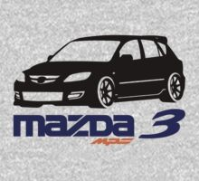 Mazda 3 MPS - 5 by TheGearbox