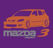 Mazda 3 MPS - 7 by TheGearbox