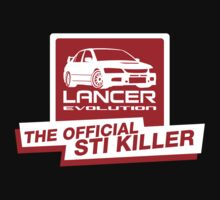 Mitsubishi Lancer Evo - STI Killer - 2 by TheGearbox