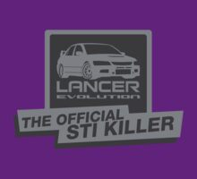 Mitsubishi Lancer Evo - STI Killer - 3 by TheGearbox