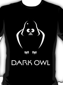 Dark Owl (Science Fiction) T-Shirt
