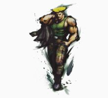 Guile by nonsoloart