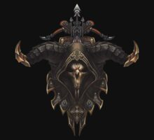 Demon Hunter Crest by nonsoloart