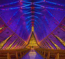 United States Air Force Academy Chapel by boogeyman
