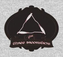 The Three Broomsticks v2 by PaulRoberts