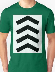 Liam Payne Chevron Tattoo Clothing T-Shirt