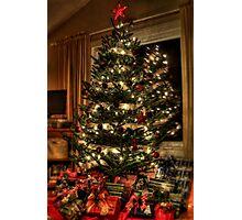 Home for Christmas Photographic Print