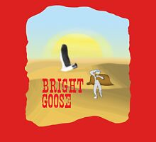 Bright Goose: Space Western Unisex T-Shirt