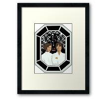 Star Wars - A Family Portrait Framed Print